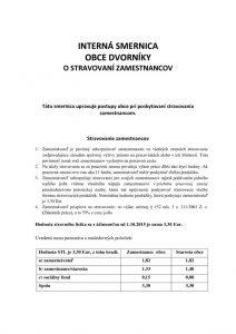 thumbnail of smernica_stravovanie