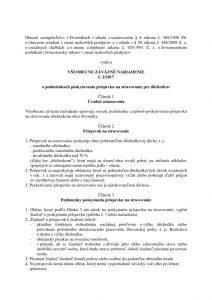 thumbnail of VZN 22017 o podmienkach poskytovania príspevku na str dôchodcov