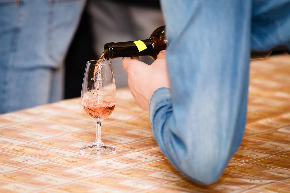 Ochutnávka vín 2018 Dvorníky